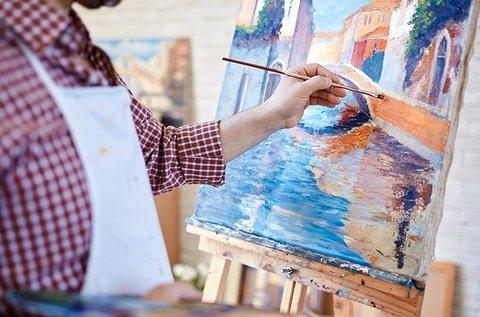 3 napos színes rajzolás és festés kurzus