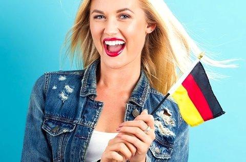 Online német nyelvkurzus hanganyaggal