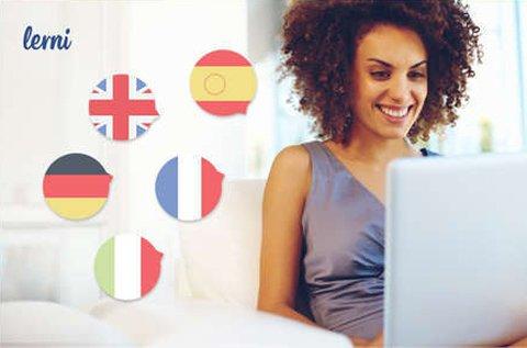 7 hónapos választható online nyelvtanfolyam