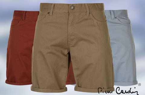 Pierre Cardin férfi rövidnadrágok
