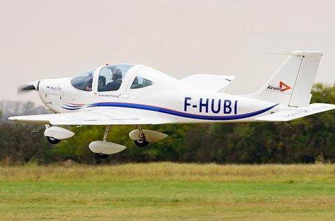 Pilótaképzés 20 perc repüléssel