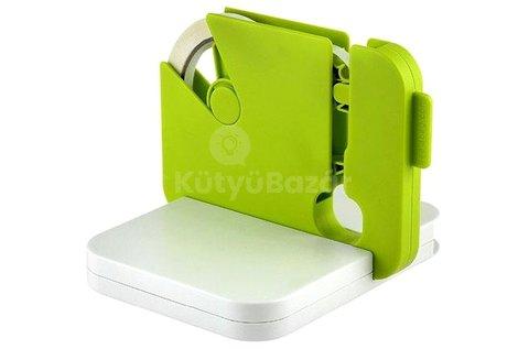 Instant zacskózáró piros vagy zöld színben