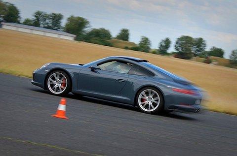 2 körös száguldás Porsche 911 Carrera S autóval