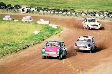 3 körös Rally Trabant élményvezetés