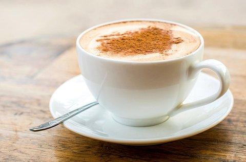 Classic, mogyorós vagy vaníliás cappuccino 4 főre