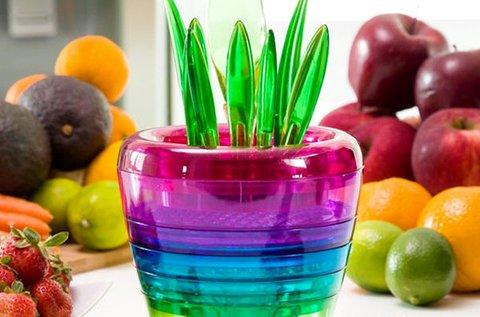 11 részes Funky Rainbow  konyhai edénykészlet