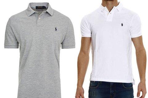 Sportos Ralph Lauren férfi pamut póló