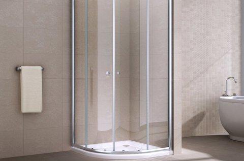Coronita íves zuhanykabin