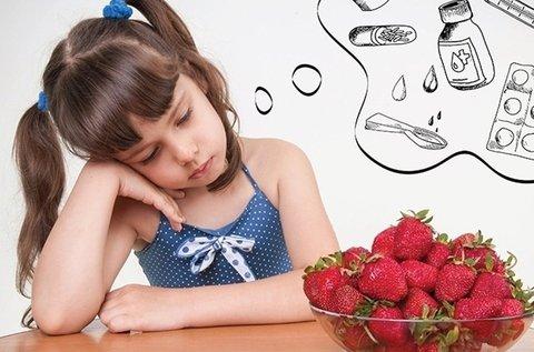 Dr. Voll-féle gyerek ételallergia vizsgálat