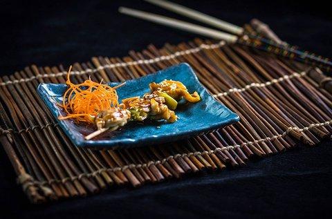 11 fogásos japán Kaiseki menü 1 fő részére