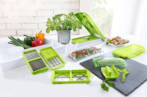 NiceCutter zöldség és gyümölcs szeletelő-aprító