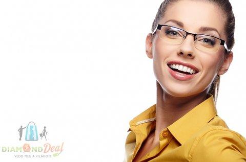 Komplett szemüveg készítés látásellenőrzéssel