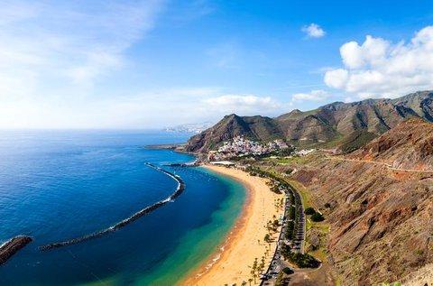 4 csillagos üdülés a mesés Tenerife szigetén