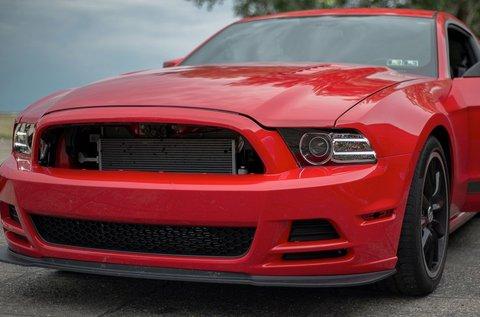 2 körös Ford Mustang 302 Boss vezetés