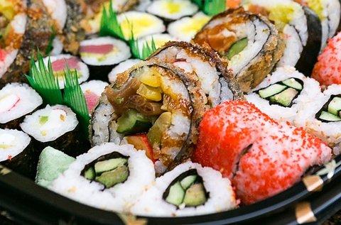 Sushi combo menü 2 fő részére