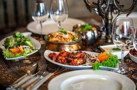 Á la carte autentikus indiai ételfogyasztás 2 főnek