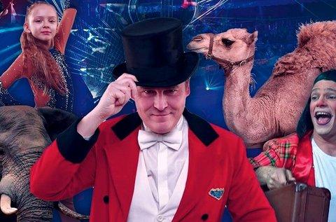 2 db belépő az Eötvös Cirkusz őszi előadásaira