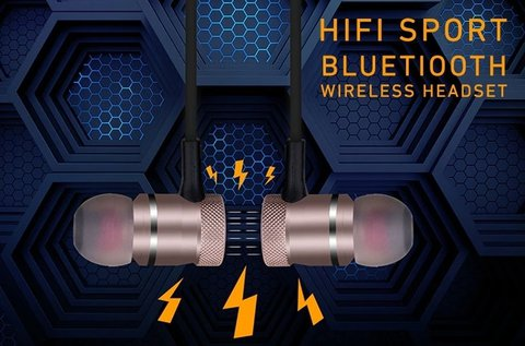 Hifi Bluetooth In-Ear fülhallgató