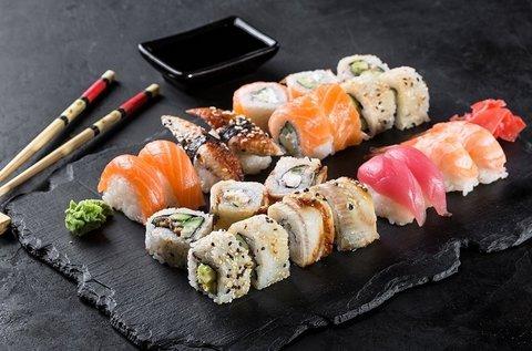 32 db-os ellenállhatatlan sushi válogatás