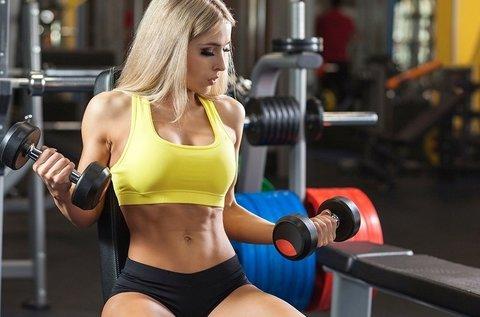 Havi korlátlan fitness és kardio-terem bérlet