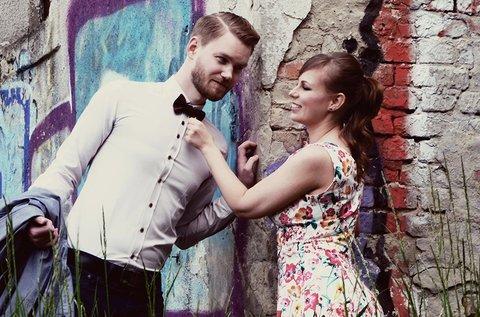 Esküvői, jegyes kreatív fotózás