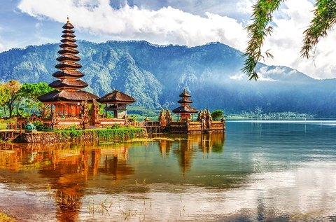 7 napos varázslatos vakáció Bali szigetén