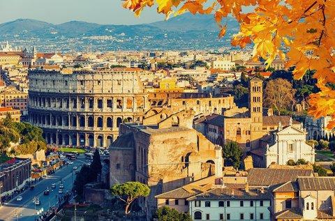 4 napos látogatás az örök városban, Rómában