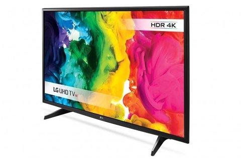 LG 109 cm-es UHD Smart LED TV