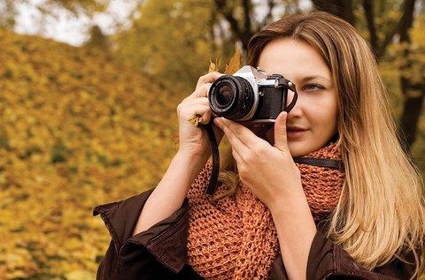 10 alkalmas kezdő vagy középhaladó fotós kurzus