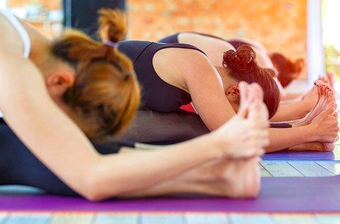1 alkalom jóga választható órára