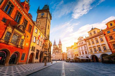 3 napos barangolás Prága belvárosában
