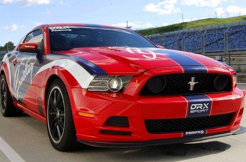 Hasíts egy Mustang 302 Boss autóval Mogyoródon!
