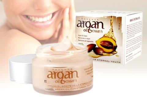 Bőrfeszesítő Argan krém 50 ml-es kiszerelésben