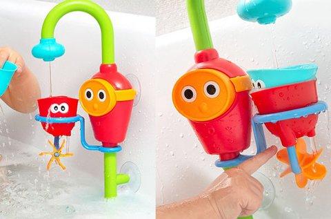 Flow & Fill többfunkciós fürdőjáték gyerekeknek
