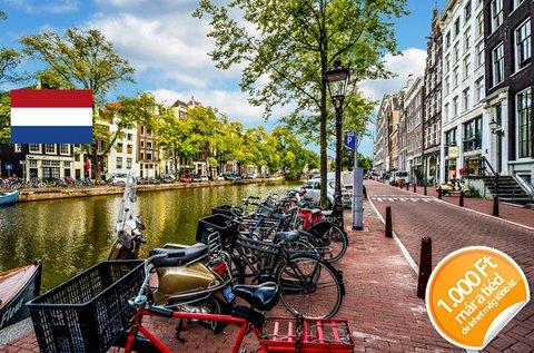 3 napos élménydús családi pihenés Amszterdamban