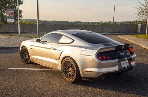 3 körös Ford Mustang élményvezetés