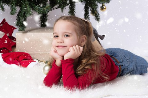 60 perces karácsonyi fotózás