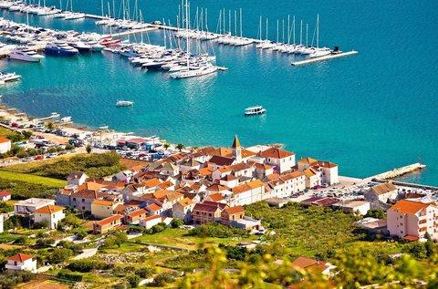 1 hetes családi vakáció a horvát tengerparton