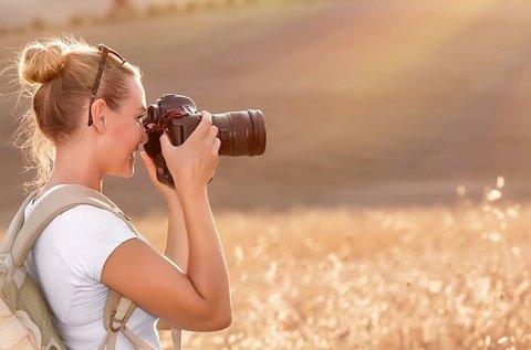 10 alkalmas kezdő, középhaladó fotós tanfolyam