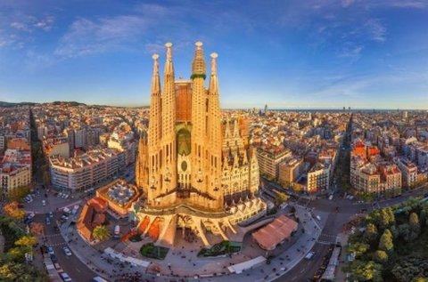 5 napos kiruccanás Barcelonába repülővel