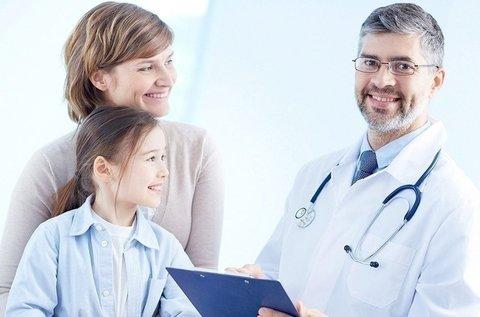Dr. Voll-féle 64 anyagos gyerek ételallergia vizsgálat