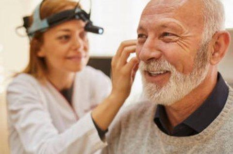 Átfogó fül-orr-gégészeti szűrővizsgálat