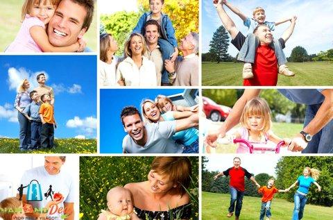 1,5 órás egyéni, páros, családi vagy baráti fotózás