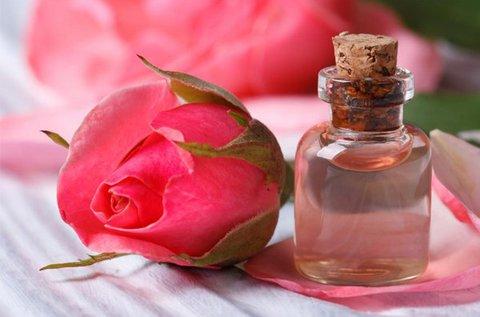 Damaszkuszi rózsavíz száraz és érzékeny bőrre