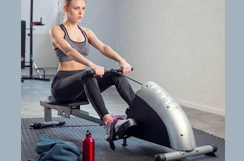 Evezőgép a hatékony otthoni kardio edzéshez