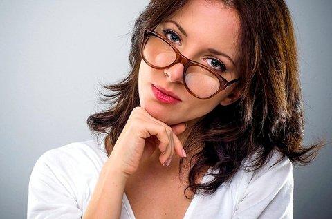 Szemüvegkészítés vékonyított Hoya lencsével