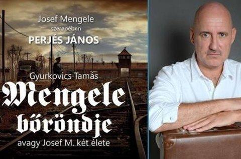 Belépő a Mengele bőröndje című monodrámára
