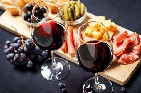 Hidegtálas borkóstoló borkurzussal 2 fő részére