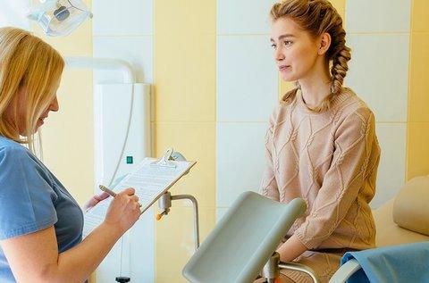 Komplex nőgyógyászati kivizsgálás