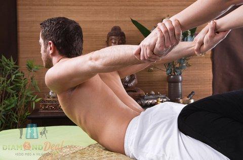 Csontkovácsolás speciális kimozgatásokkal